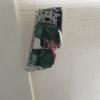 電気工事の修行。新築現場の手伝いをさせてもらった。スイッチ編